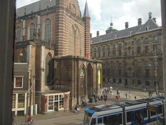 Die Port van Cleve: view from our room