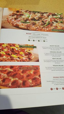 Λέμπανον, Οχάιο: LaRosa's