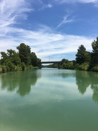 Blanco, Τέξας: View from bridge