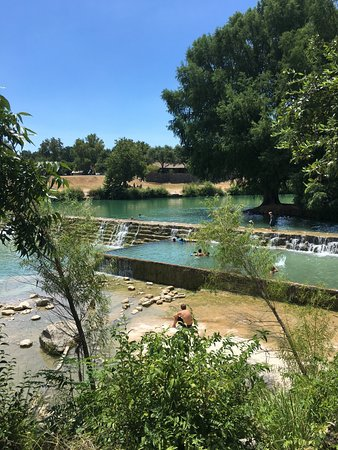 Blanco, TX: Swimming pool