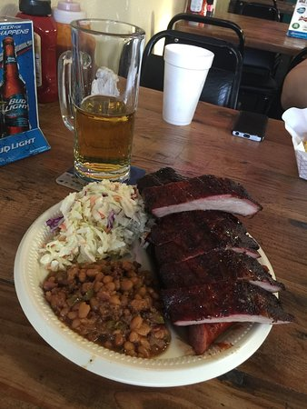 Backyard Baby Back Ribs backyard bbq, magnolia - restaurant reviews, phone number & photos