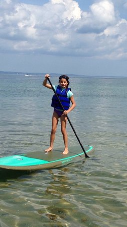 Sunset Watersports: So fun and easy, even kids can do it:)