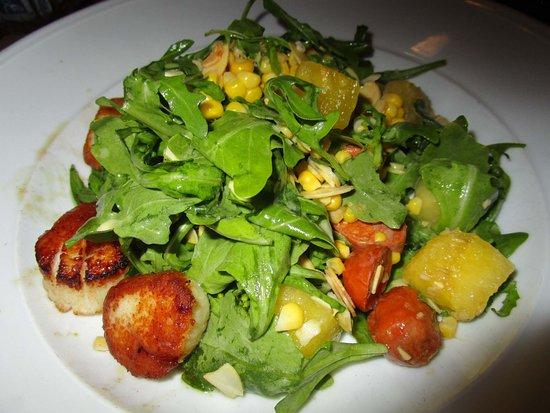 Morristown, Νιού Τζέρσεϊ: NJ Scallop Salad