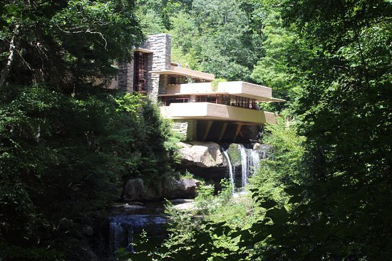 Fallingwater: Without us