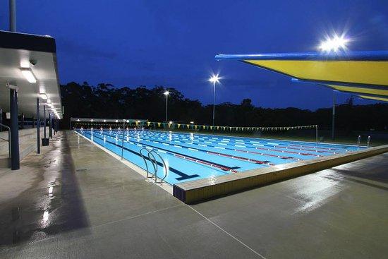 Coffs Harbour War Memorial Olympic Pool
