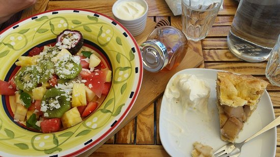 Hope Island, أستراليا: Raptei Cafe