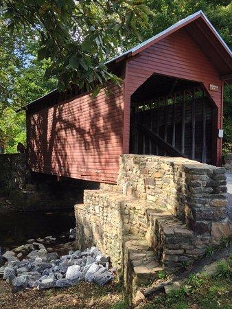 covered bridge festival knoebels 2020