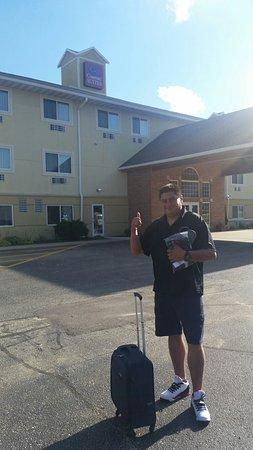 Portage, WI: Wisconsin :)