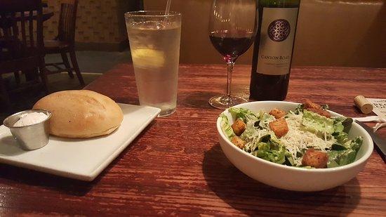 Texas Caesar Salad Recipe — Dishmaps