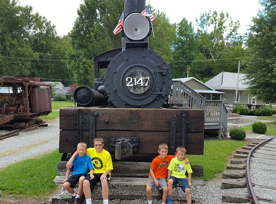The Little River Railroad and Lumber Company Museum : 20160812_201422_large.jpg