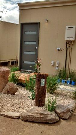 Murray Bridge, Austrália: Studio Unit 5 - The Valley View - Pet Friendly Unit (conditions apply)