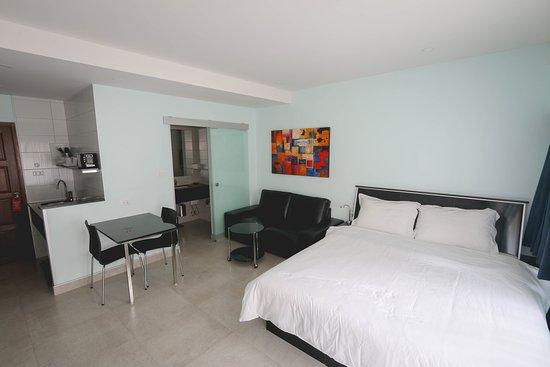 Diana-Oasis Residence Hotel/Studios & Garden Restaurant: C-108 B
