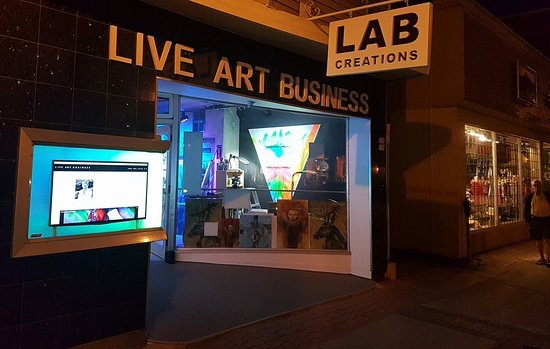‪LAB - Live Art Business‬