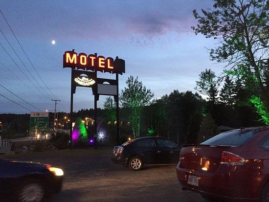 Motel des Cascades Photo
