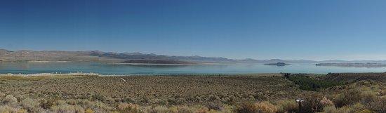 Mono Basin Scenic Area Visitor Center: View from Outside the Visitors Center