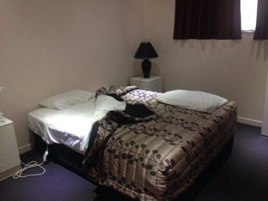 Taumarunui, New Zealand: Bedroom