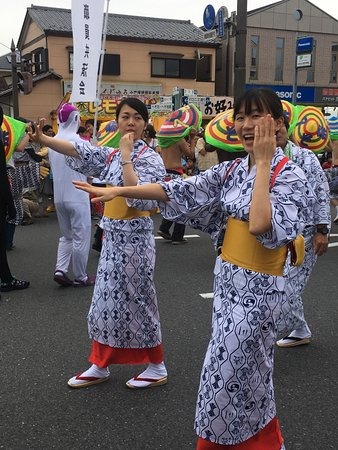 Shibukawa, ญี่ปุ่น: 渋川へそ祭り