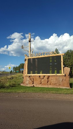 Williams, AZ: 20160813_174351_large.jpg