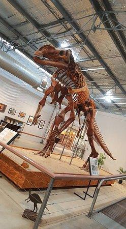Hughenden, ออสเตรเลีย: larger than life