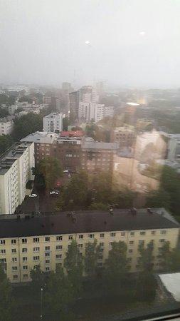راديسون بلو هوتل أولومبيا: Vista dalla camera
