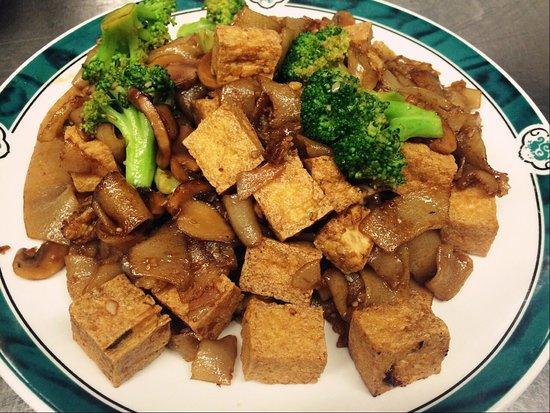 Chesterton, Ιντιάνα: Thai Tofu Pad See Eiw
