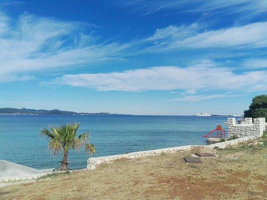 Punta Rožica Beach
