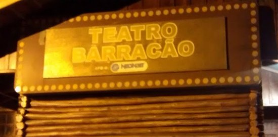 ‪Barracao Theater‬