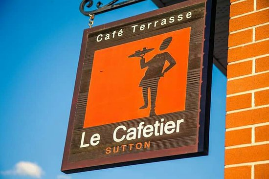 Sutton, Kanada: Le Cafetier
