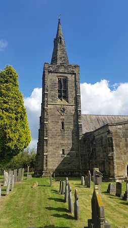 Mackworth, UK: Bell Tower