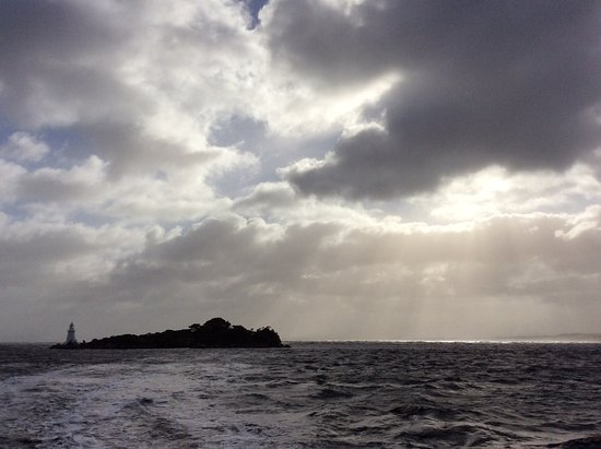 Strahan, ออสเตรเลีย: Hell's Gate, Macquarie Harbour
