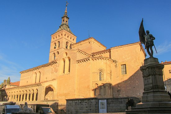 Iglesia de San Juan de los Caballeros