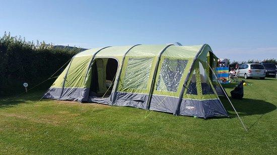 Upper Lynstone Camping and Caravan Park: 20160730_161727_large.jpg