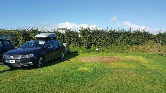 Upper Lynstone Camping and Caravan Park: 20160806_091340_large.jpg