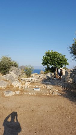 Asini, Grecia: Ancient Asine (Kastraki)