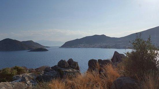 Asini, กรีซ: Ancient Asine (Kastraki)