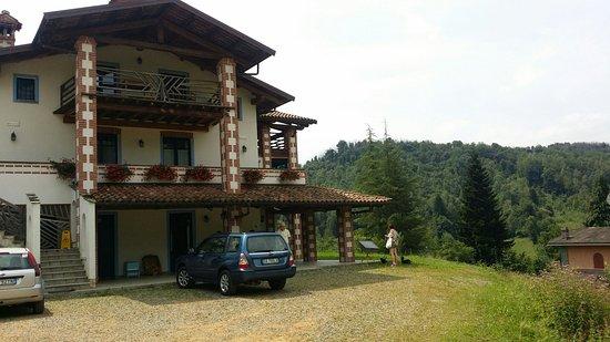 Lurisia, Italy: Agriturismo Bio-Ecologico Sant'Isidoro