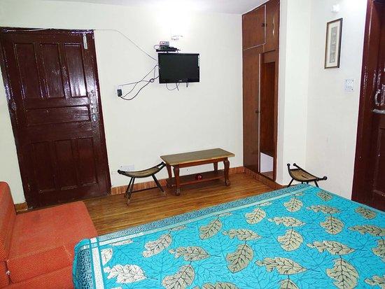 Hotel Samrat SS: Deluxe Room
