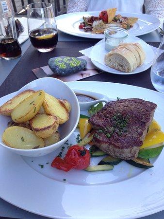 """Kern´s Restaurant: Perfektes Nachtessen in einer perfekten """"Location"""". Super nette Gastgeber und das Essen ist abso"""