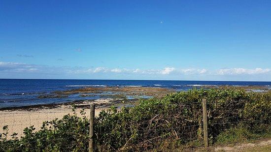 Bateau Bay, Australia: Blue Lagoon Beach Resort in winter