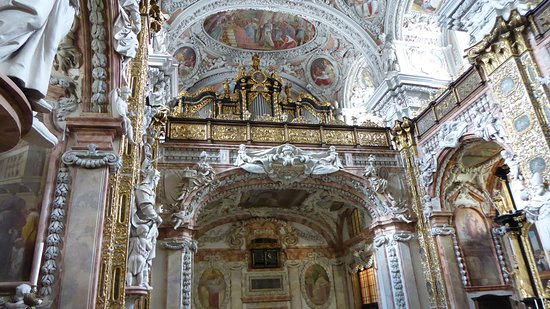 Stiftskirche Schlierbach
