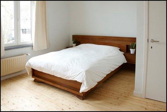Bed in Gent : eerste verdieping