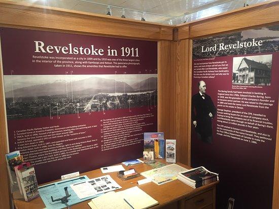 Revelstoke Museum Foto