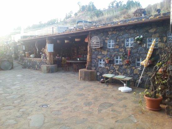 El Pinar, Spanien: Interior