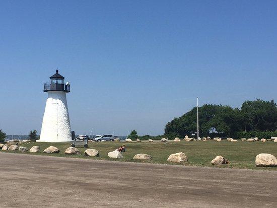 Mattapoisett, MA: Lighthouse