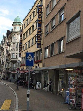 Hotel Krone Unterstrass Photo