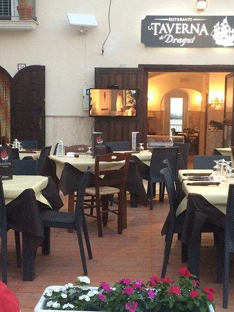Ristorante La Taverna Di Dragut Di Pupillo Patrizia