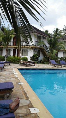 Kitete beach bungalows