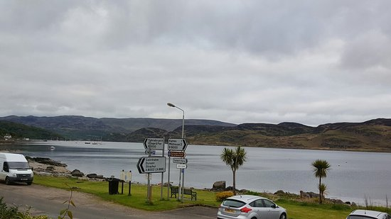 Tighnabruaich, UK: The Royal an Lochan