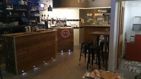 Cleguerec, Francia: Le Cafe Creme