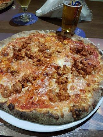 Kyklos : Pizza Indiavolata